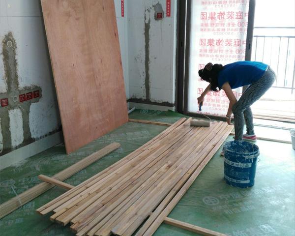 家私油漆施工标准