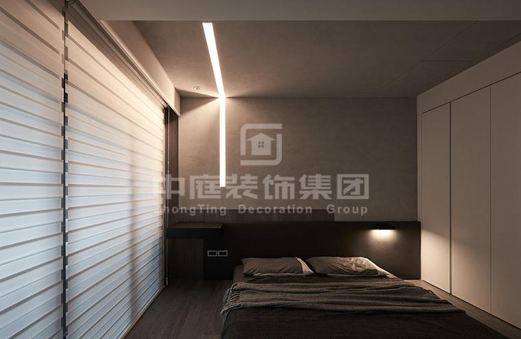 广西日报社宿舍旧房改造现代风格案例