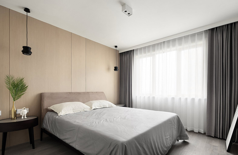 民族医院宿舍旧房改造现代风格案例