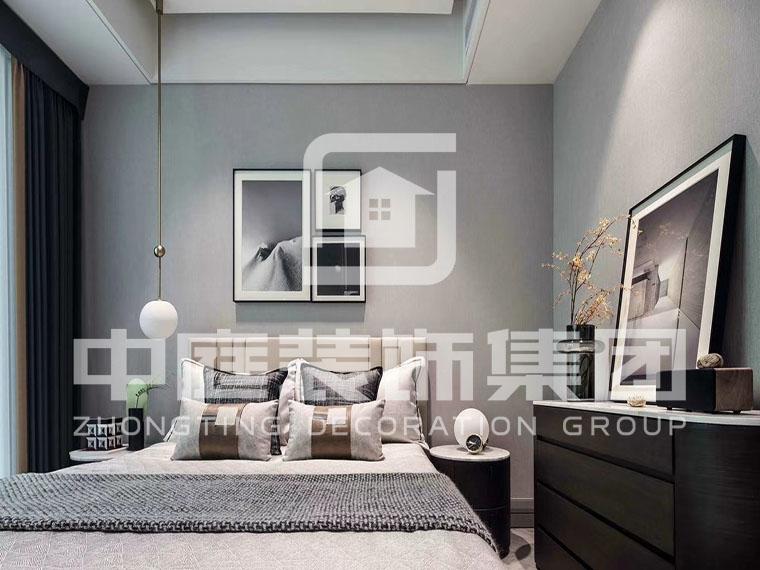 天誉城120平现代简约风格案例